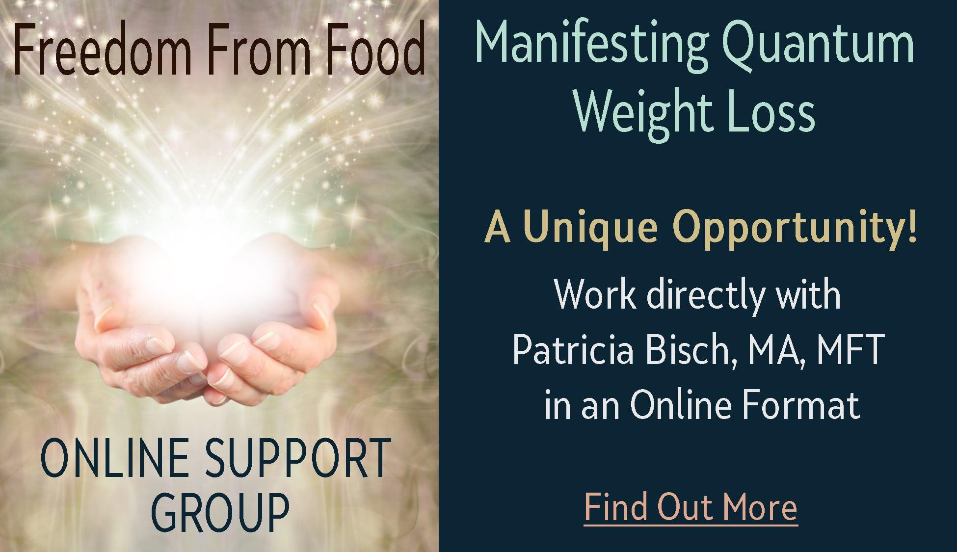 Manifesting Quantum Weight Loss